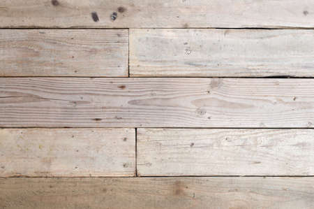 weathered wood: Wood plank brown texture background Stock Photo