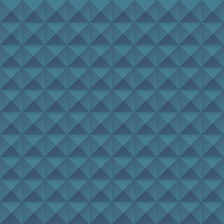 studs: Blue Studs Seamless Texture - Vector blue studs seamless texture. File includes global colors and pattern swatch. Illustration