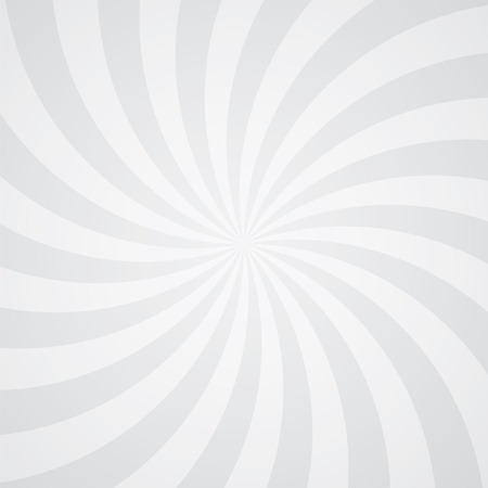 gray color swirl burst background. Vector illustration