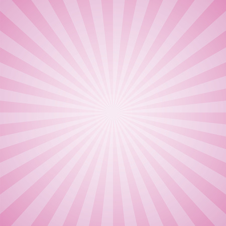 roze kleur burst achtergrond. Vector illustratie