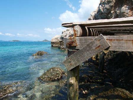 kham Island , Chonburi Thailand Stock Photo - 9768400