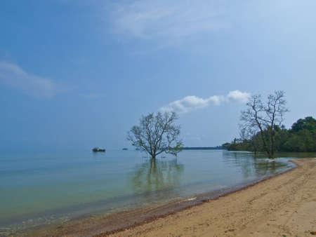 koh mark island at trad thailand photo