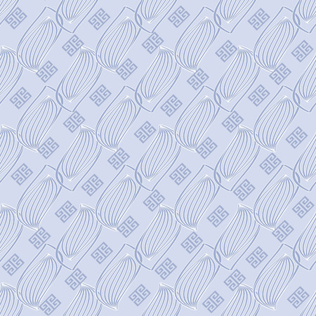 Greek seamless pattern.