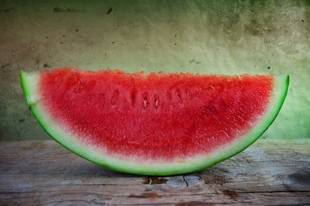frutas secas: Still Life with Watermelon