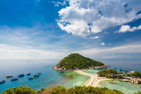 View point Island, Koh Tao, Thailand