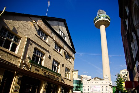 St. Johns Beacon (Radio City Tower) in Liverpool