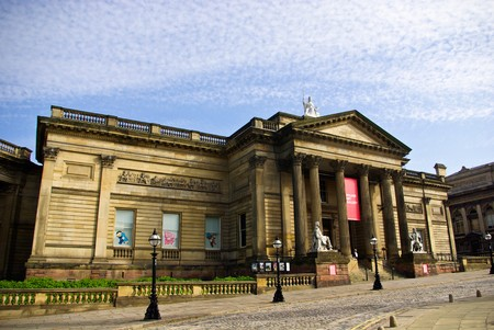 walker art gallery of National Museum, Liverpool England