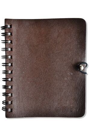 Leather Cover Notebook photo
