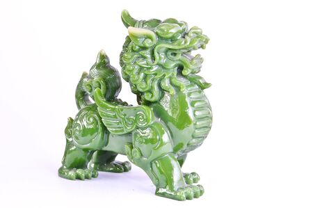 asia deer: Jade Chinese Sacred Animal (call in chinese is PE-SIA)