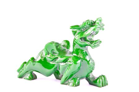 Jade Chinese Sacred Animal (call in chinese is PE-SIA) photo