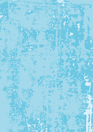 Abstract rough old. Grunge texture blue background