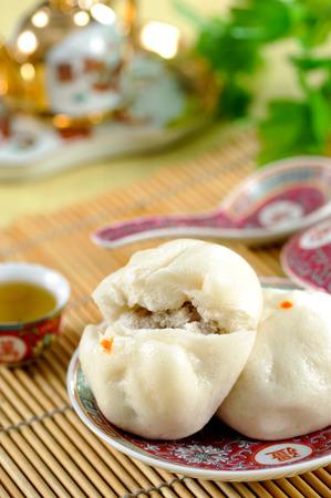 Steamed dumpling,Chinese bun