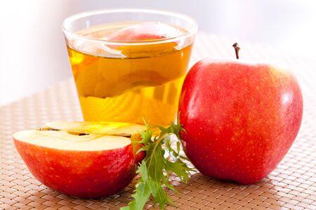 Vinaigre de cidre de pomme, boisson saine