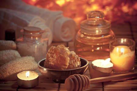 Accessories for spa treatments
