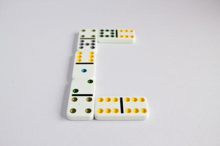 Colorful blocks C shape