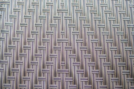 woven: background of metal woven