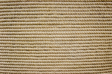 natural rope: woven texture of natural rope background