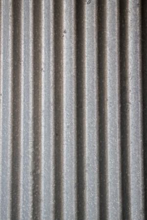 panel of rusty zinc texture background