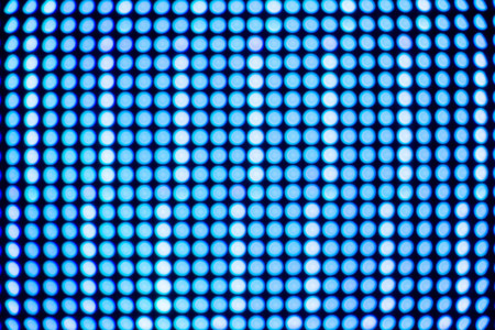 abstract blue circles background 写真素材