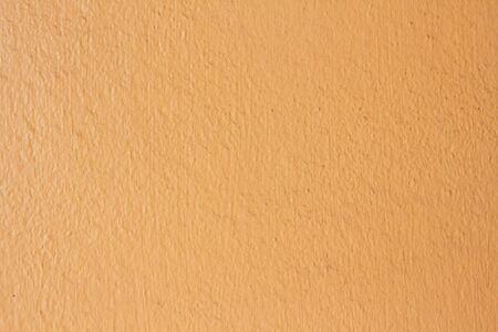 orange cement wall texture background 写真素材 - 125694814