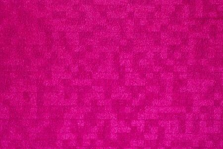 abstract background of red velvet carpet texture