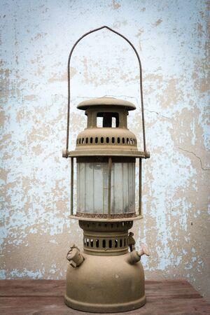 hurricane lamp: Old hurricane lamp