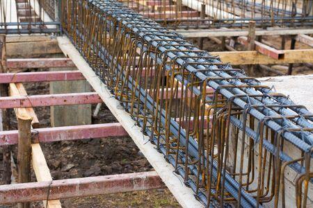 steel bar reinforcement concrete for construction