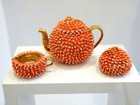 Luxury Tea Set photo