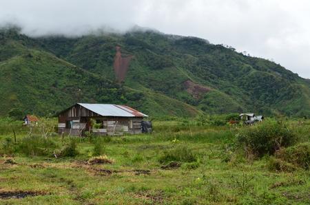 highlands: farmhouse in highlands