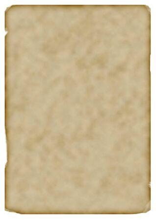Texture of old brown vintage paper