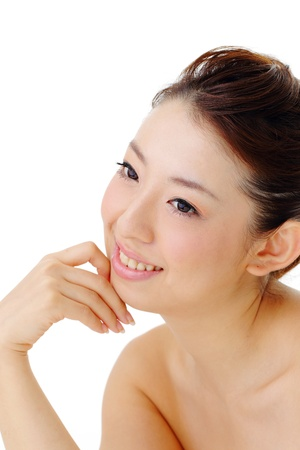 Asian beautiful Girl Stock Photo - 11676957