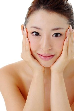 cute: Asian ragazza bella
