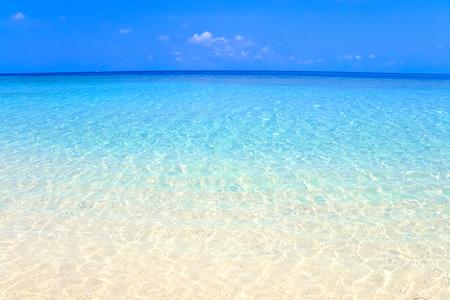 Escape the Dreamscape On Maldives Stock Photo