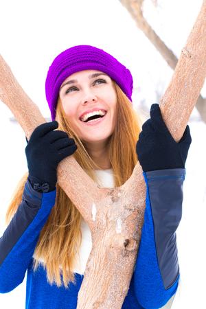 cold cut: snow girl