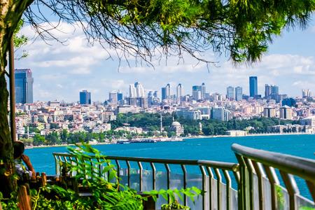 Bosporus Istanbul Turkey
