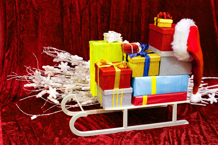 Xmas gift box