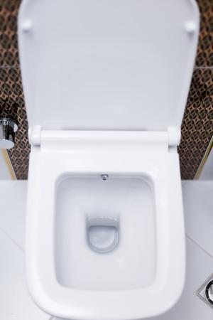 toilet bowl Stock fotó