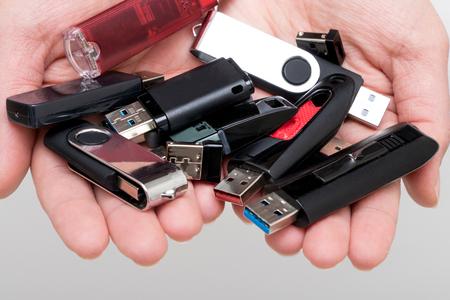 Various USB Sticks