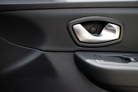 Car Door Stock Photo