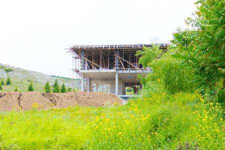Home construction Stock Photo - 101409446