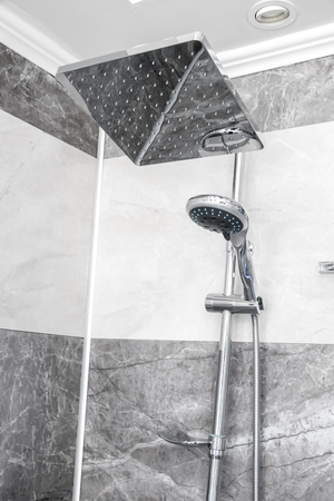 Shower chrome