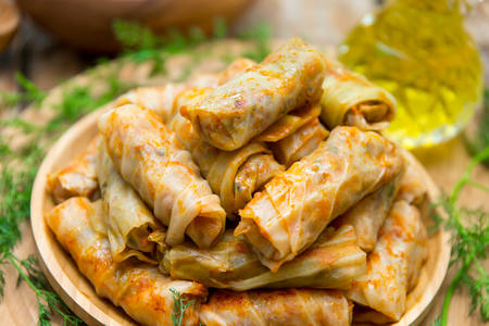 Cabbage roll - wrap