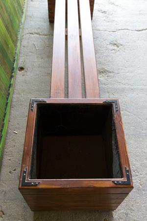 Timber factory Banco de Imagens