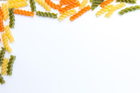 Colorful Noodles