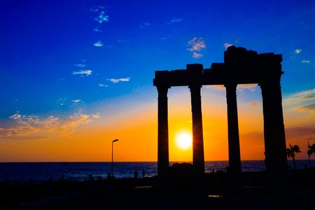 Apollon Temple Antalya