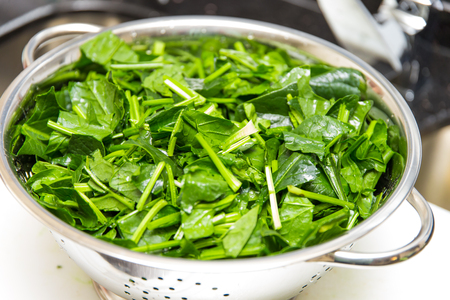Spinach, The legend of the high iron content