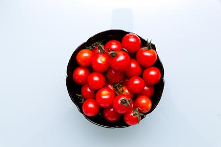 Red Tomatoes Stockfoto