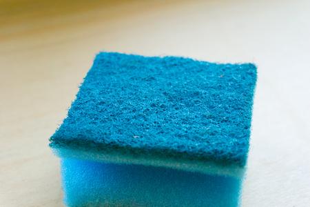 Blue Sponge