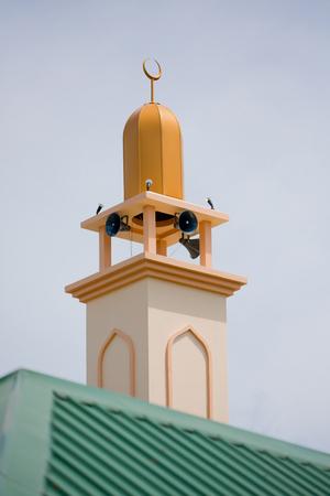 Minarets decoration