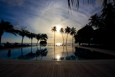 Luxury holiday in maldives